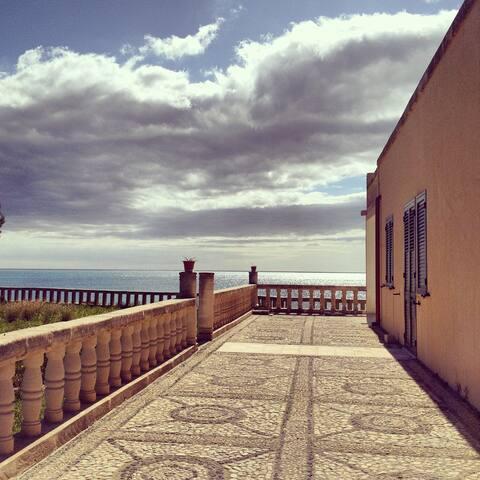 Sun House, villa fronte mare - Lido di Noto - Villa