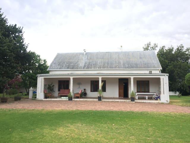 Tevrede Farm House