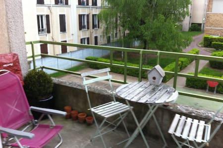 Belle Chambre à 10 min de Paris - Noisy-le-Sec