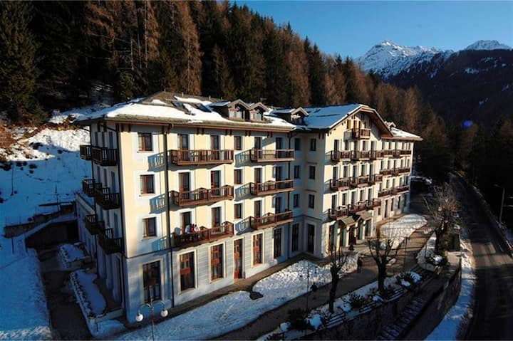 Appartamento Nunziatino - Ponte di Legno residence