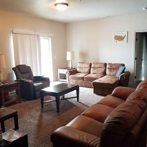 Luxury Apartment Life