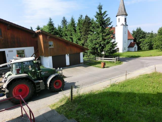 Idyllic homestead - Bachtelblick - Oy-Mittelberg - Appartement