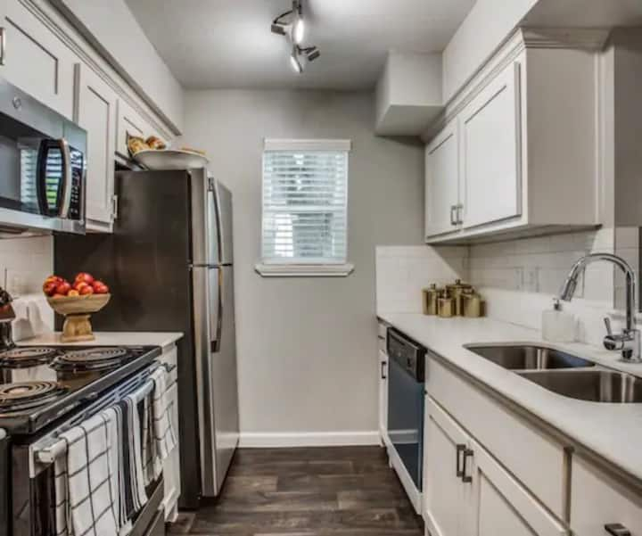 NEW Listing. Close to everything that is Houston