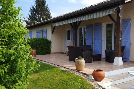Jolie maison à la campagne - Saint-André-d'Huiriat - Haus