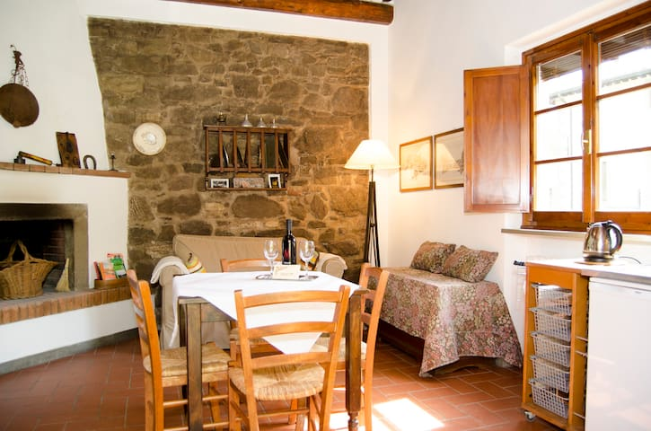 Casina nel Mugello - close Florence -  Borgo San Lorenzo - Apartment