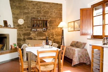 Casina nel Mugello - close Florence -  Borgo San Lorenzo - 아파트
