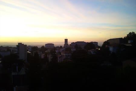 Chambre avec vue Lyon 5 St Just - Lyon - Rumah Tamu