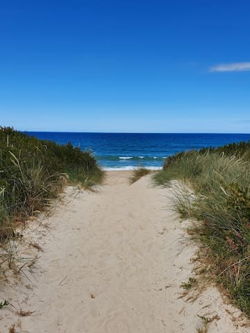 Scamander Dunes - Tranquility by the Sea
