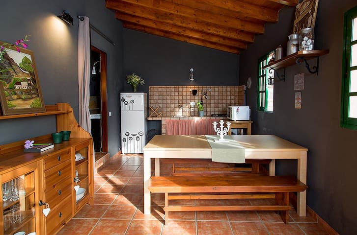 Little Cottage in Anaga Rural Park  - Santa Creu de Tenerife - Casa