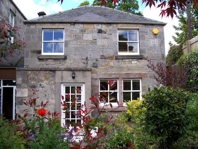 The Garden Townhouse - Dunfermline - Ház