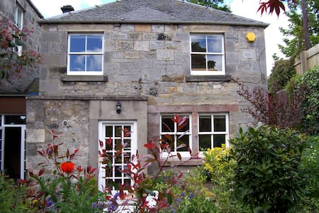 The Garden Townhouse - Dunfermline - Hus