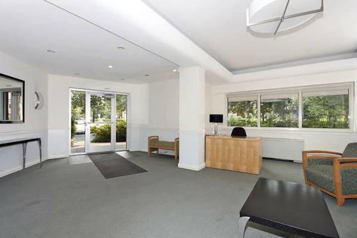 Sunny Studio in elegant area of DC