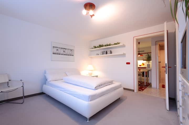 accommodation with seeview