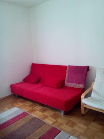 nice quiet room x nice quiet people - Meran - Appartement