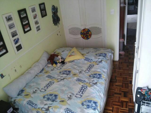 1 Quarto no Centro de Floripa! - Florianopolis - Apartmen
