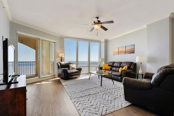 Penthouse Paradise – Sienna 1207 – Sunset Beach Views! #GulfCoast