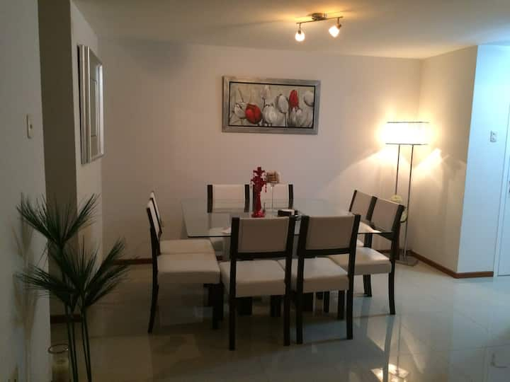 Luxurious Apartment in Cajamarca - Strong cleaning