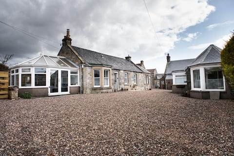 Fossil Cottage , Strathkinness close to St Andrews