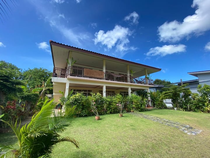 1 bedroom suit with mountain view. Baan tai