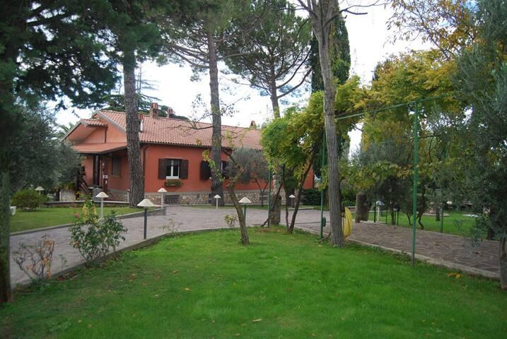 Villa Margherita a Montopoli Sabina - Granari - Villa