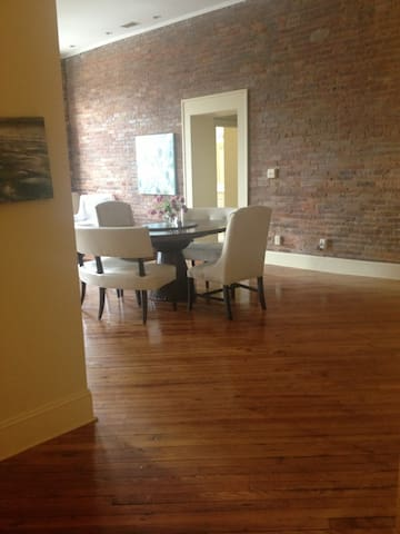 City Loft in Downtown Spartanburg - Spartanburg - Apartamento