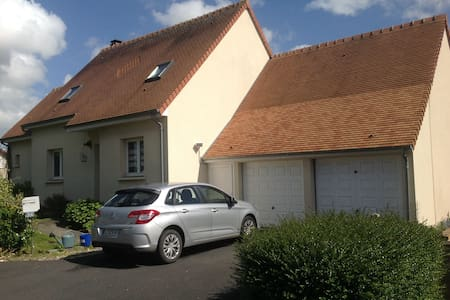 House with garden and garage. - Mondeville - Talo