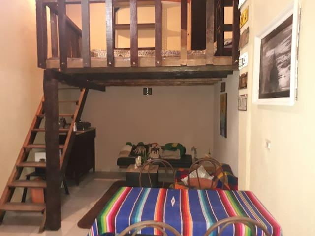 Apto. En Zona Residencial En Asunción