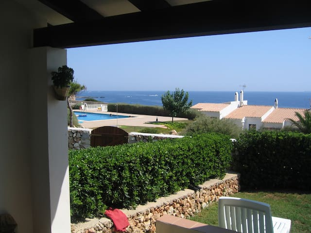 House with superb sea views - Sant Lluís Menorca - Rumah