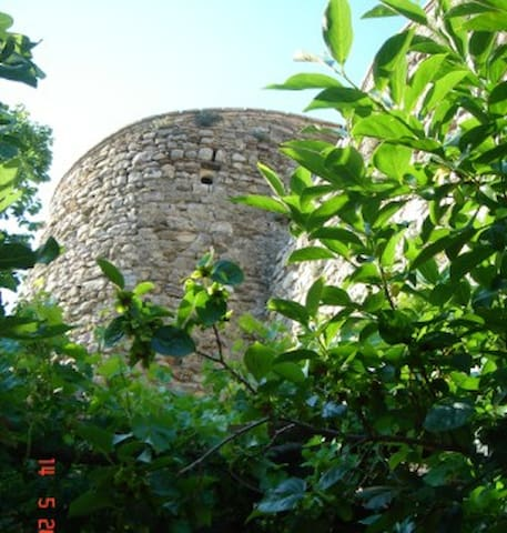 An Artist's Castle Tower in Umbria - Montefalco