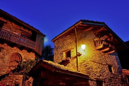 chalet de caractère en pierre - Lanslebourg-Mont-Cenis - Chalupa