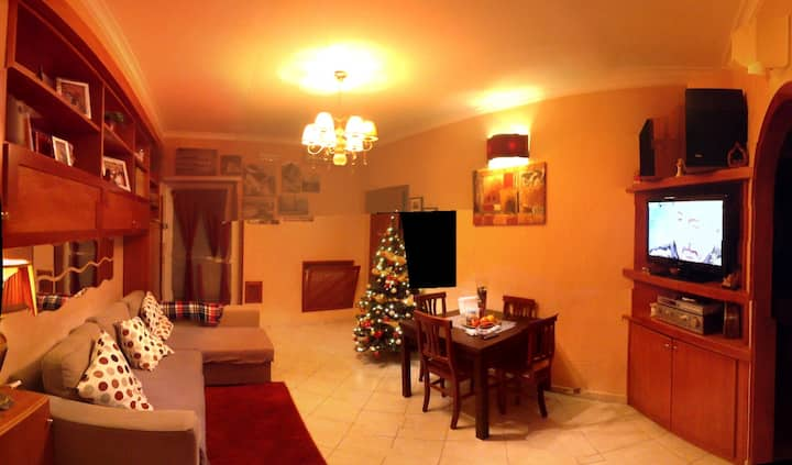 Beautiful Room in apartment in Rome