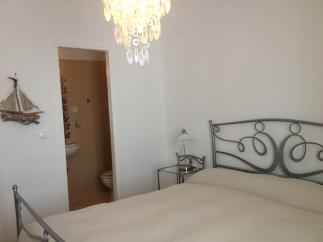 la stanza con il bagno privato