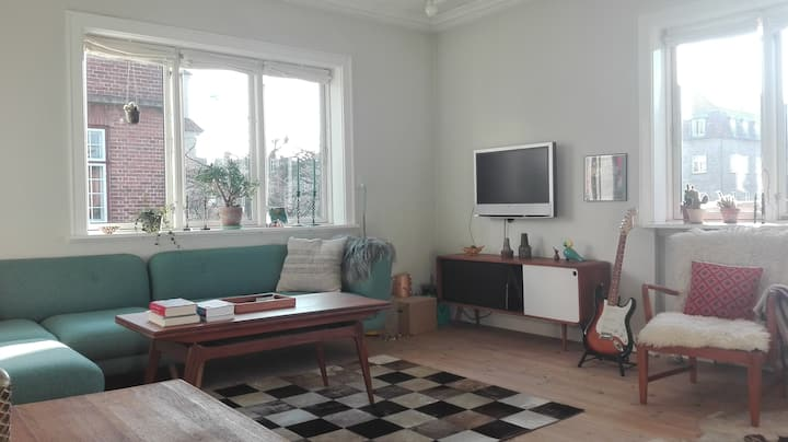 Perfect family-house with garden - close to CPH