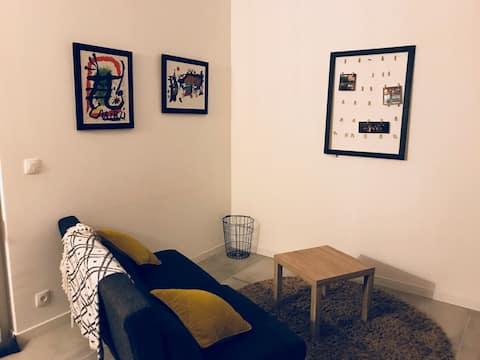 Bel appartement à proximité de lille centre