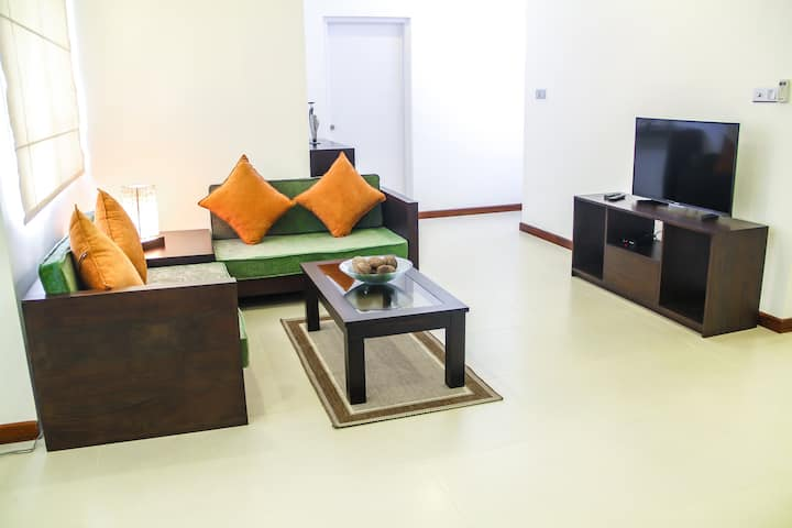 The Residence Colombo 3 (2BR)