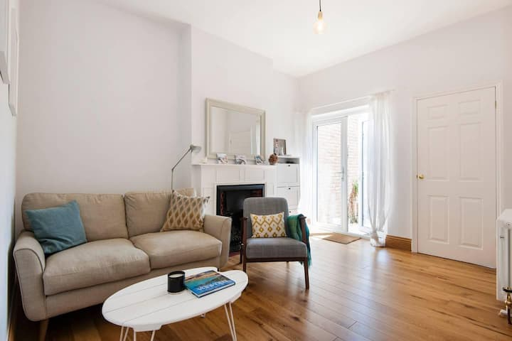 Stunning flat-Leafy Area of London-9 Mins Central
