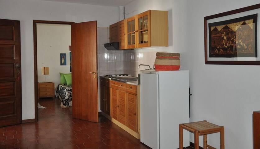 Habitación triple en Costa Caparica