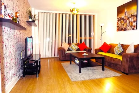 Nice Private Room + Parking, 20 min to City Center - Blanchardstown - อพาร์ทเมนท์