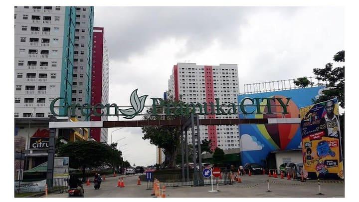2BR Apartemen at Green Pramuka City