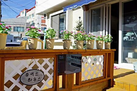 통영케이블카 근처 깨끗한 온돌방- Cozy ONDOL Room near CableCar - Deme 3-gil, Tongyeong-si