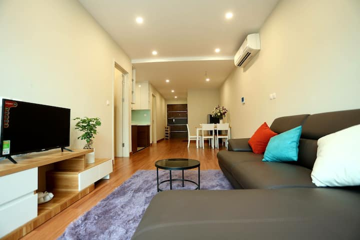 A Fully Furnished Apartment Close to Everything