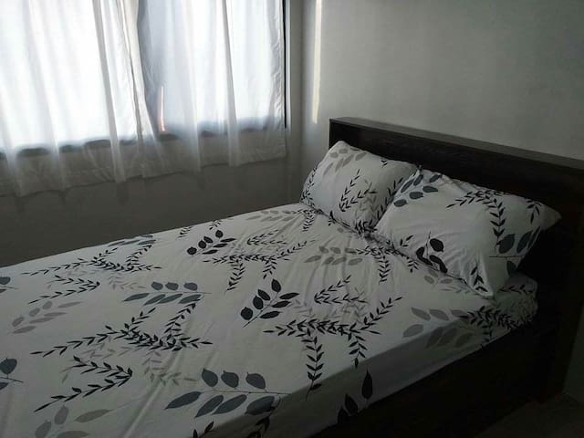 Furnished Unit for 2-3 (Ateneo, UP, Miriam, CCA)