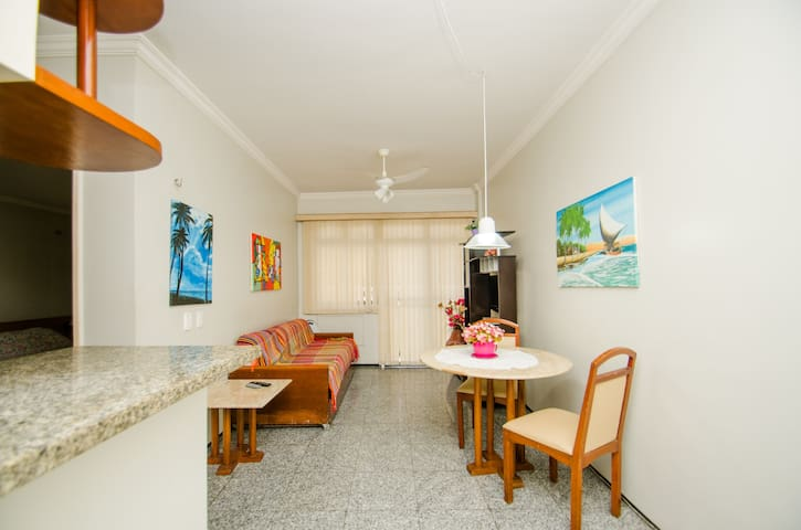 Apartment close to the beach