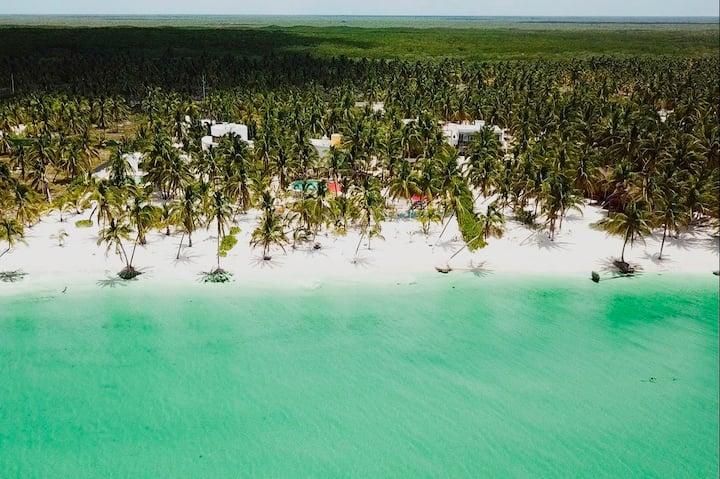 Playa Patuxka  Hermosa Villa Las Estrellas