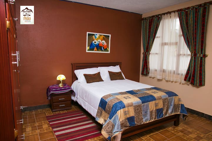 AndesGuesthouse- Apartment Raymi, Downtown