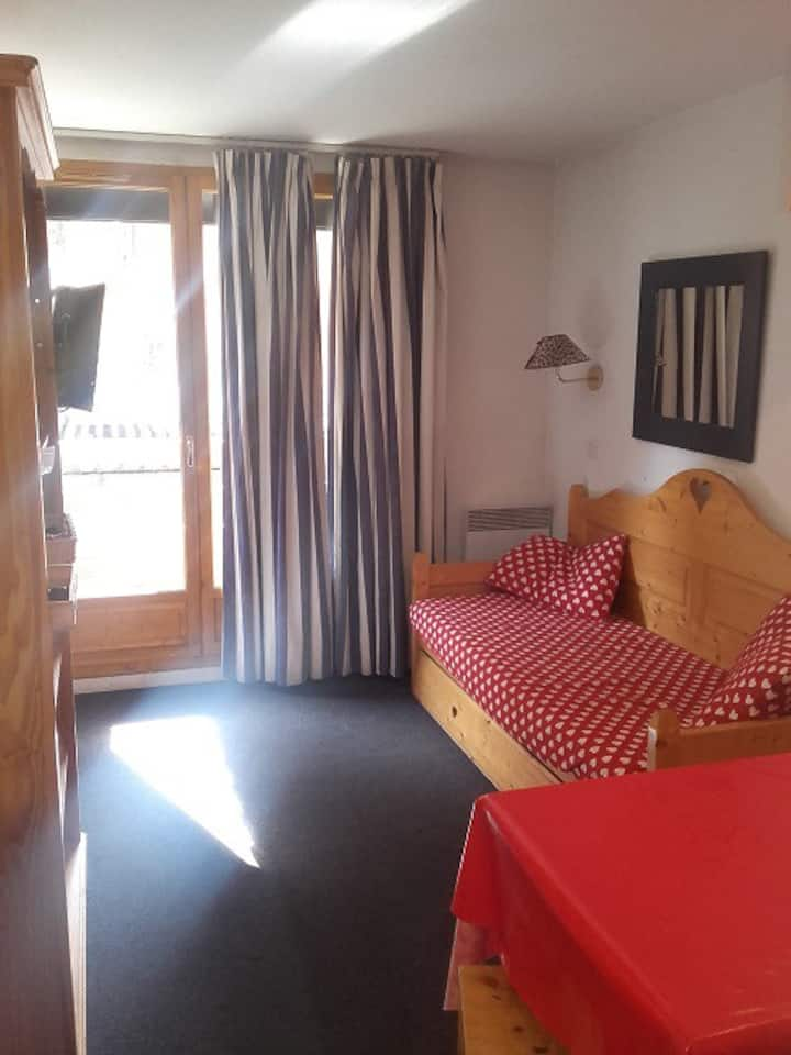 Appartement F2, 6 Personnes Risoul 1850 Betelgeuse
