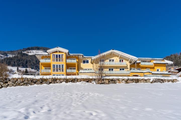 Apartamento moderno cerca de la zona de esquí en Piesendorf
