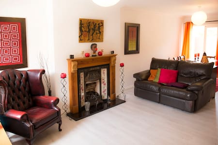 Beautiful City Centre House - Single Room - Chelmsford - Casa