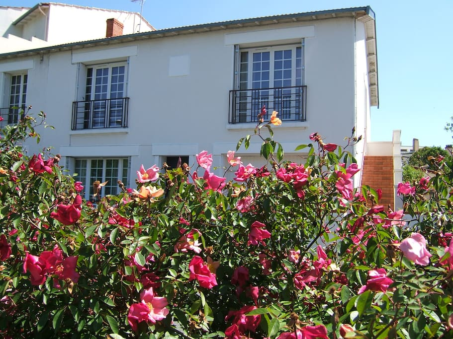 T3 la rochelle proche centre ville houses for rent in la for Achat maison la rochelle centre ville