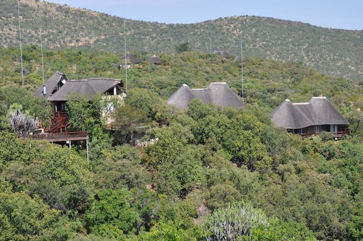 Khaya Ingwe Private Game lodge, Mabalingwe